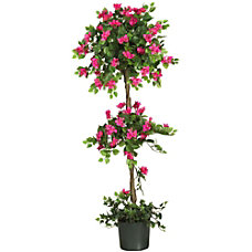 Nearly Natural 5H Polyester Mini Bougainvillea
