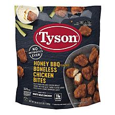 Tyson Honey BBQ Flavor Boneless Chicken