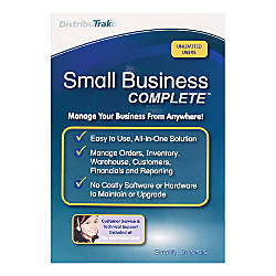 Small Business Complete Traditional Disc