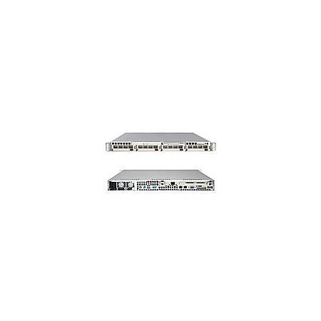 Supermicro A+ Server 1020S-8B Barebone System