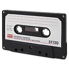 Sparco Dictating Cassettes 1 x 120