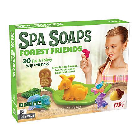 SmartLab QPG Lab For Kids, Spa Soaps Forest Friends, Grade 3 - 9