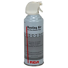 RCA Dusting Air 10 Oz