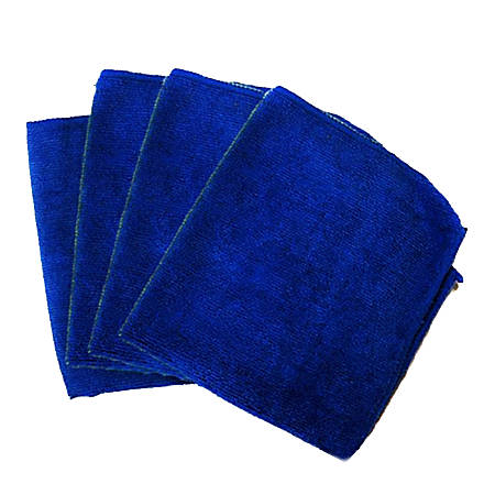 KleenSlate Microfiber Cleaning Cloths, Pack Of 4