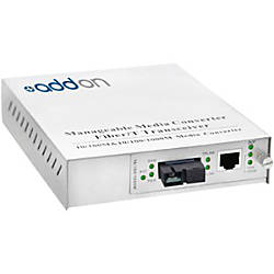AddOn 10100Base TXRJ 45 to 100Base