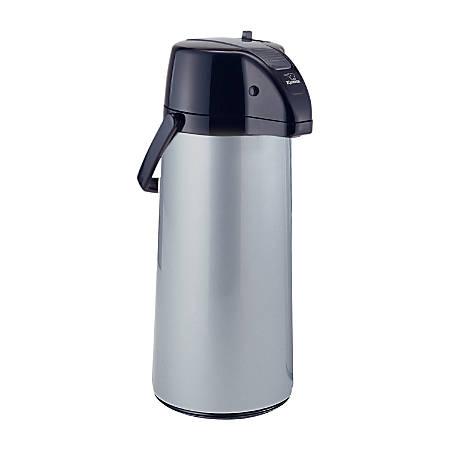 Zojirushi 2.2-Liter Airpot Coffee Server, Stainless Steel