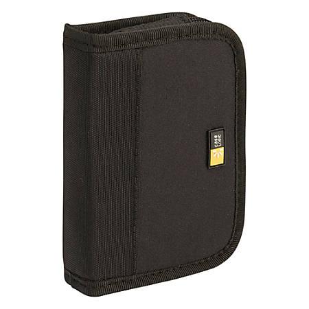 Case Logic® Neoprene USB Drive Case, 6 Capacity, Black