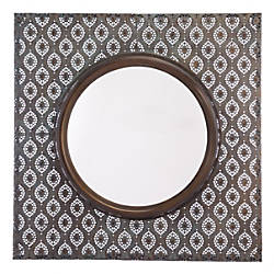 Zuo Modern Plaque Square Mirror 35
