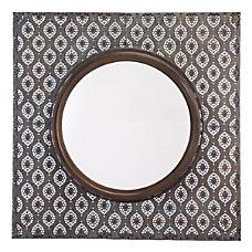Zuo Modern Plaque Square Mirror 35