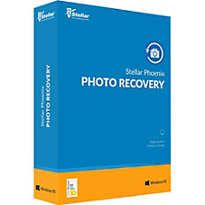 Stellar Phoenix Photo Recovery Windows Download