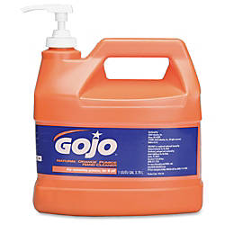 Gojo SKILCRAFT Natural Orange Pumice Cleaner