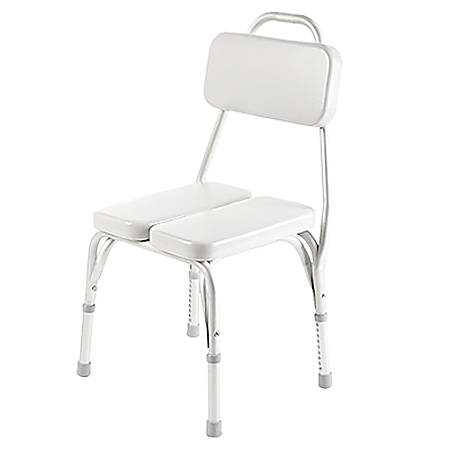 Invacare® Padded Vinyl Shower Chair