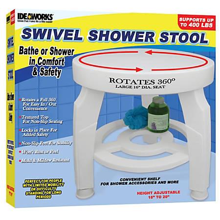 Jobar Swivel Shower Stool