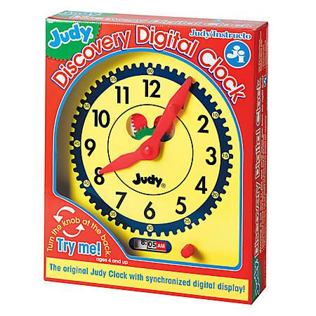 Judy® Discovery Digital Clock