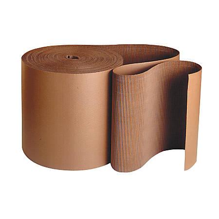 "Office Depot® Brand Singleface Corrugated Roll, 1/4"", 6"" x 250'"