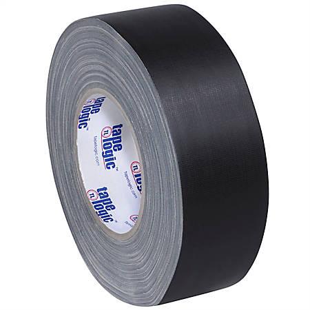 "Tape Logic® Gaffers Tape, 2"" x 60 Yd., Black, Case Of 3"