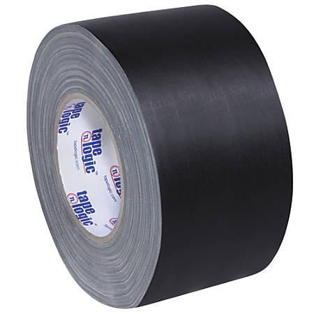 "Tape Logic® Gaffers Tape, 3"" x 60 Yd., Black, Case Of 3"
