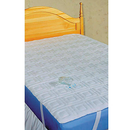 "Dignity® Quilted Waterproof Sheeting, 36"" x 80"""