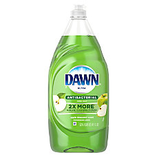 Dawn Ultra Dishwasher Soap Antibacterial Apple