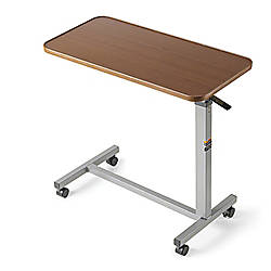 Invacare Auto Touch Overbed Table