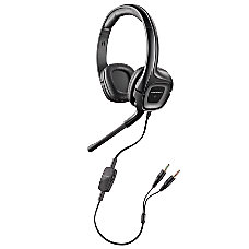 Plantronics Audio 350 Performance Over The