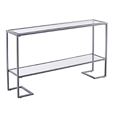 Southern Enterprises Horten Console Table With