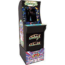 Arcade1Up Galaga Arcade Cabinet With Custom