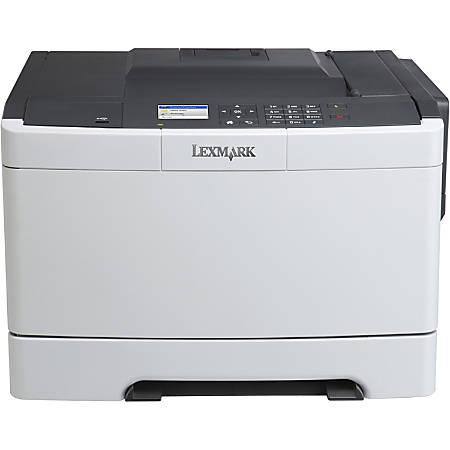 Lexmark™ CS410N Color Laser Printer, Low Voltage Version