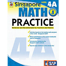 Common Core Math Practice Workbook Math