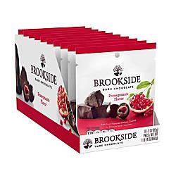 Brookside Pomegranate Dark Chocolate 3 Oz