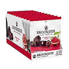 Brookside Pomegranate Dark Chocolate 3 Oz