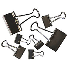 Office Depot Binder Clips Assorted Sizes