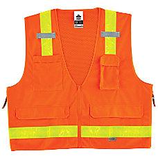 Ergodyne GloWear Safety Vest Hi Gloss