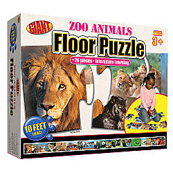 Carson Dellosa Brighter Child Floor Puzzle