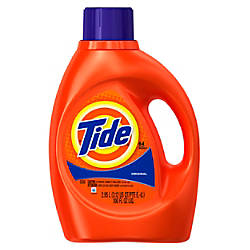 Tide Liquid Original Laundry Detergent With