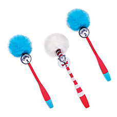 Amscan Dr Seuss Bendable Pen Party