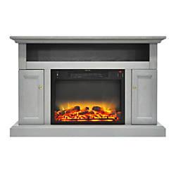 Cambridge Sorrento Electric Fireplace With Enhanced