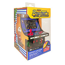 DreamGear Collectible Retro Micro Player Burgertime