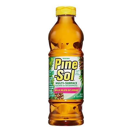 Pine Sol® Multi-Surface Disinfectant Cleaner, 24 Oz
