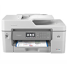 Brother INKvestment Tank Wireless Color Inkjet