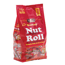 Pearsons Salted Nut Roll Bites 40