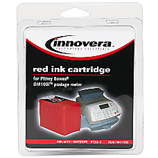 Innovera 7935 Postmaster Red Ink Cartridge