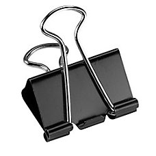 Office Depot Brand Binder Clips Medium