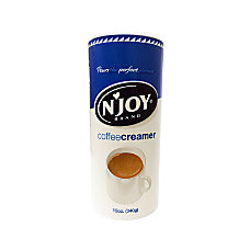 NJoy Non Dairy Creamer Canister 12