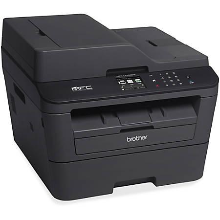 Brother Wireless Monochrome Laser All-In-One Printer, Copier, Scanner, Fax, MFC-L2720DW
