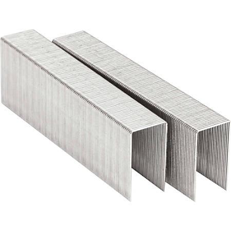 "Swingline® Premium Heavy Duty Staples, 15/16"" Leg, 100 Per Strip, 1,000/Box - 100 Per Strip - Heavy Duty - 15/16"" Leg - Holds 210 Sheet(s) - for Paper - Heavy Duty, Chisel Point - Silver - 1000 / Box"