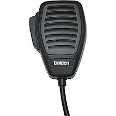 Uniden Microphone Wired 8 Electret Condenser