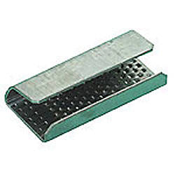 Serrated OpenSnap On Polyester Strapping Seals