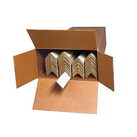 "Office Depot® Brand Medium-Duty Edge Protectors, 2"" x 2"" x 24"", Pack Of 160"