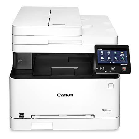 Canon imageCLASS® MF644Cdw Wireless Color Laser All-In-One Printer, Scanner, Copier, Fax, 3102C005